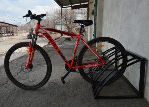 велопарковка фото