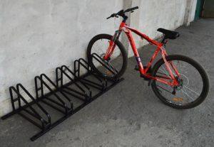 Велопарковка Изготовление