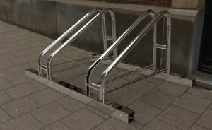 велопарковка на 3 места
